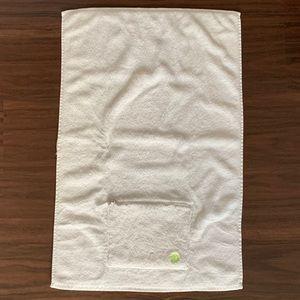 Lululemon Towel with Zip Pocket & Hook Loop